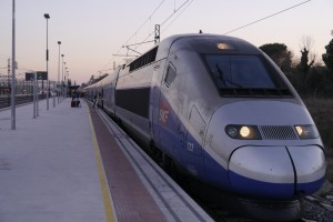 El TGV