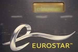 Eurostar Paris => London